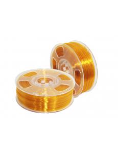 PETG пластик U3Print янтарь светопропускающий 1,75 мм
